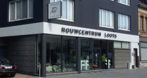 Het rouwcentrum in Deurne
